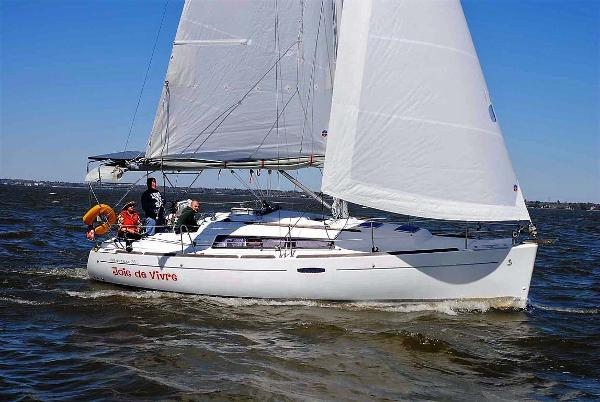 Beneteau Oceanis 31 Profile