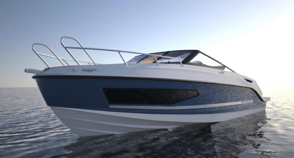 Quicksilver Activ 755 Cruiser 150 PS Trailer