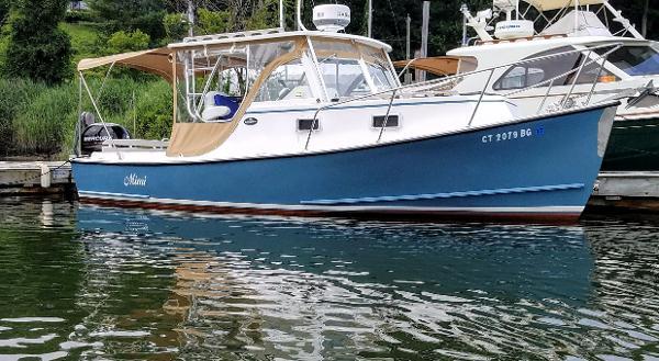 Seaway 24 Offshore hard-top