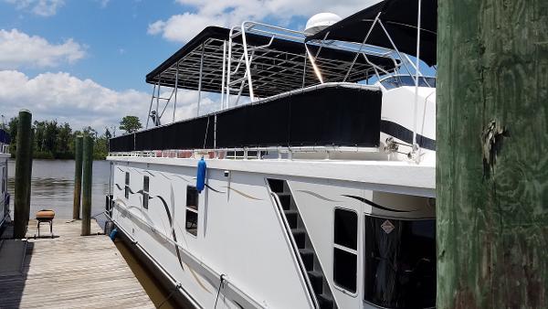 Starlite 70 Houseboat