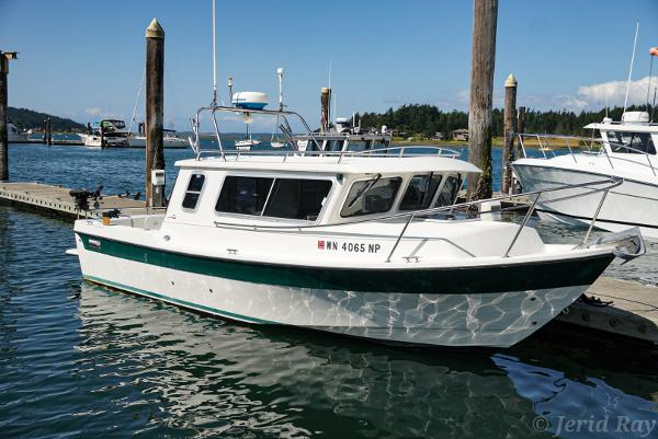 Sea Sport Explorer 2400 Profile