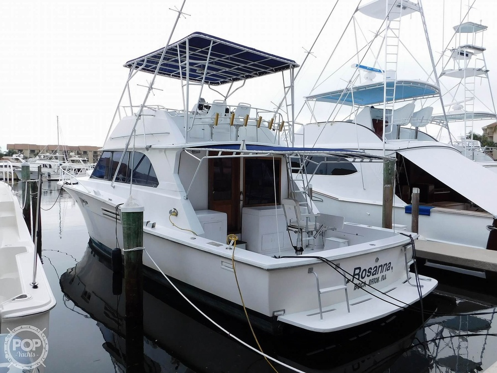 Bertram 46 Sport Fisherman 1984 Bertram 46 for sale in Jupiter, FL