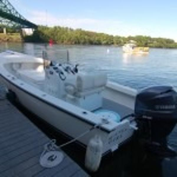Seaway 24 Sport Center Console
