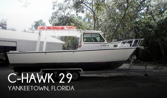 C-hawk Boats 29 1994 C-Hawk 29 for sale in Yankeetown, FL