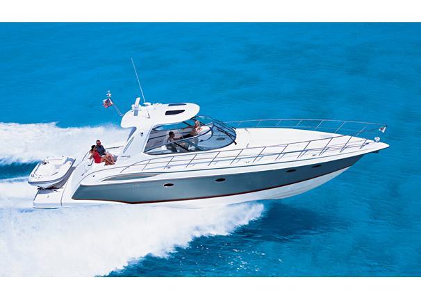 Formula 48 Yacht Manufacturer Provided Image