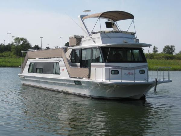 Harbor-Master 52 Wide Body Owner Finance