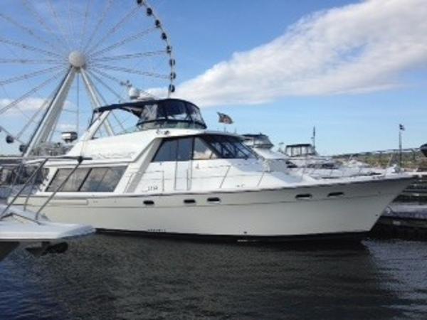 Bayliner 4788 Pilothouse Permanent Vacation