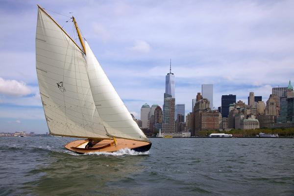 Herreshoff Buzzards Bay 18