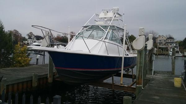Bertram 31 Sportfisher