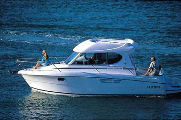 Jeanneau Merry Fisher 805 Manufacturer Provided Image