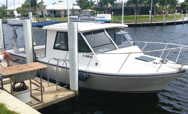 Island Hopper 30' DIVE/FISH BOAT