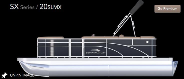Bennington 20SLMX