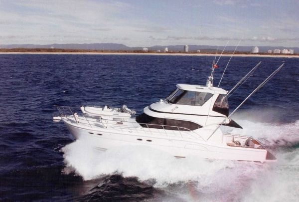 KingFisher 54 Flybridge