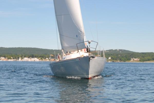 J Boats J/35 J/35 - Christel - Sailing