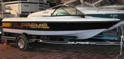 Keine Angabe Ski Supreme Wasserskiboot