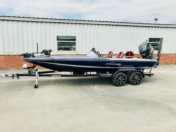 Falcon Boats F21TE