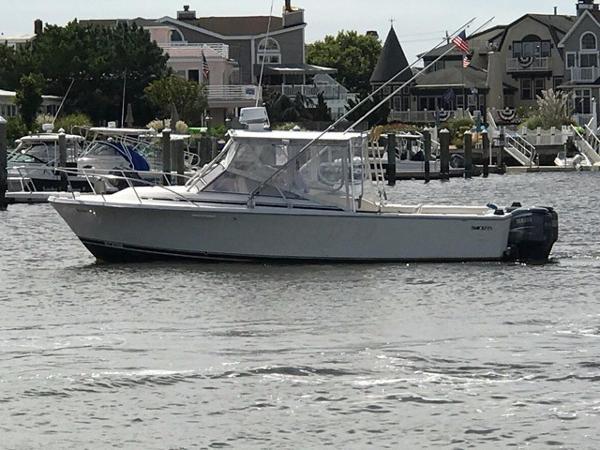 Blackfin 27 Combi Profile