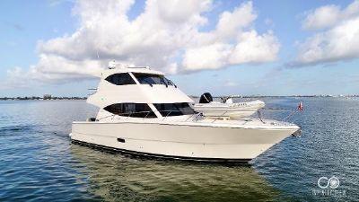 Maritimo M51 Motor Yacht Profile