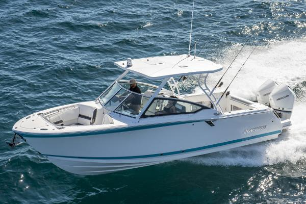 Blackfin 272 DC Manufacturer Provided Image