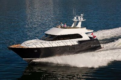 Coastal Craft 65 Concord Motor Yacht