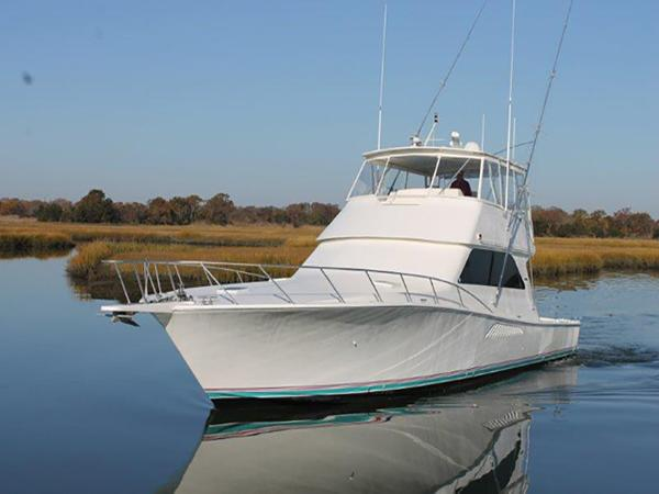Viking 55 Convertible Profile