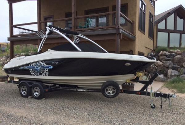 Sea Ray 230 Select Fission Bowrider