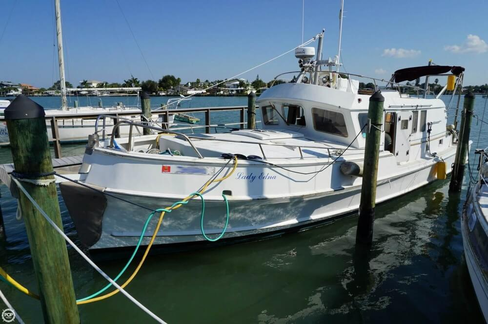 Custom-Craft 45 Pilothouse Trawler 2000 Custom 45 Pilothouse Trawler for sale in Indian Rocks Beach, FL