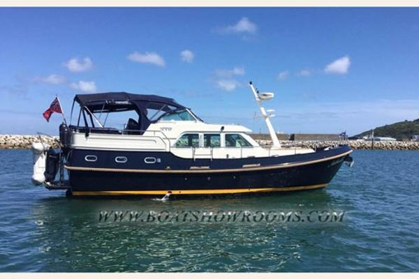 Linssen Grand Sturdy 410 AC Mark II Dutch Steel