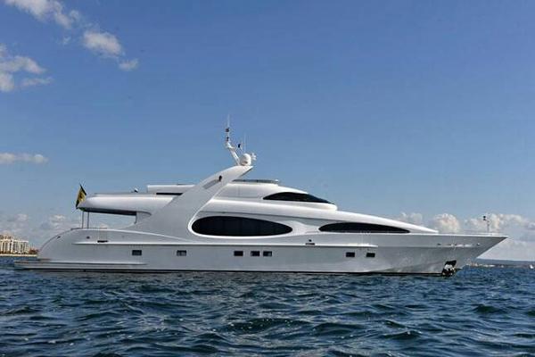 Gulf Craft Milennium 118