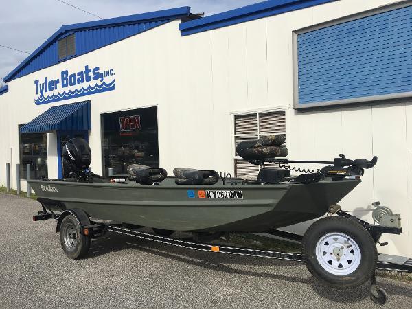 SeaArk 1652 MVT