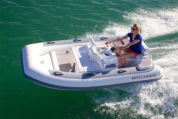 Williams Jet Tenders 325 Jetrib