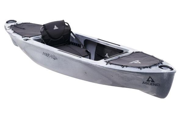 Ascend H10 Hybrid Sit-In - Titanium