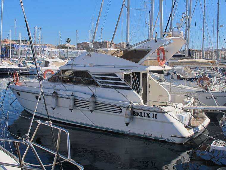 Fairline Boats Fairline Phantom 37