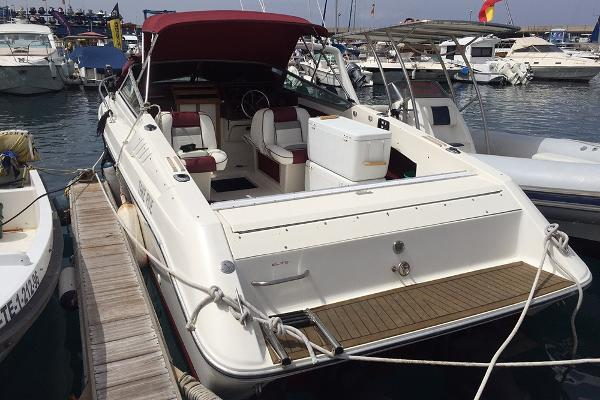 Sea Ray 260 Overnighter Sea Ray Overnighter 260 Tenerife