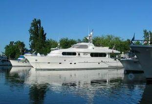 80' Motor Yacht