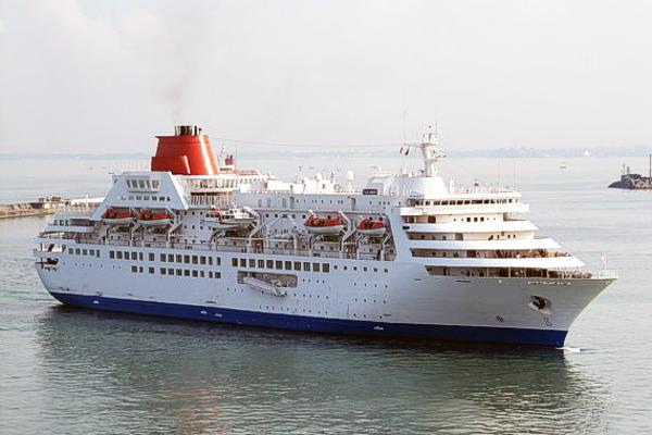 Cruise Ship, 326-603 Passengers -Our Stock No. S2468
