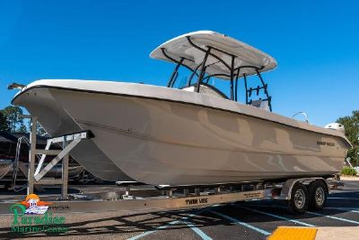 Twin Vee Powercats OceanCat 260 SE