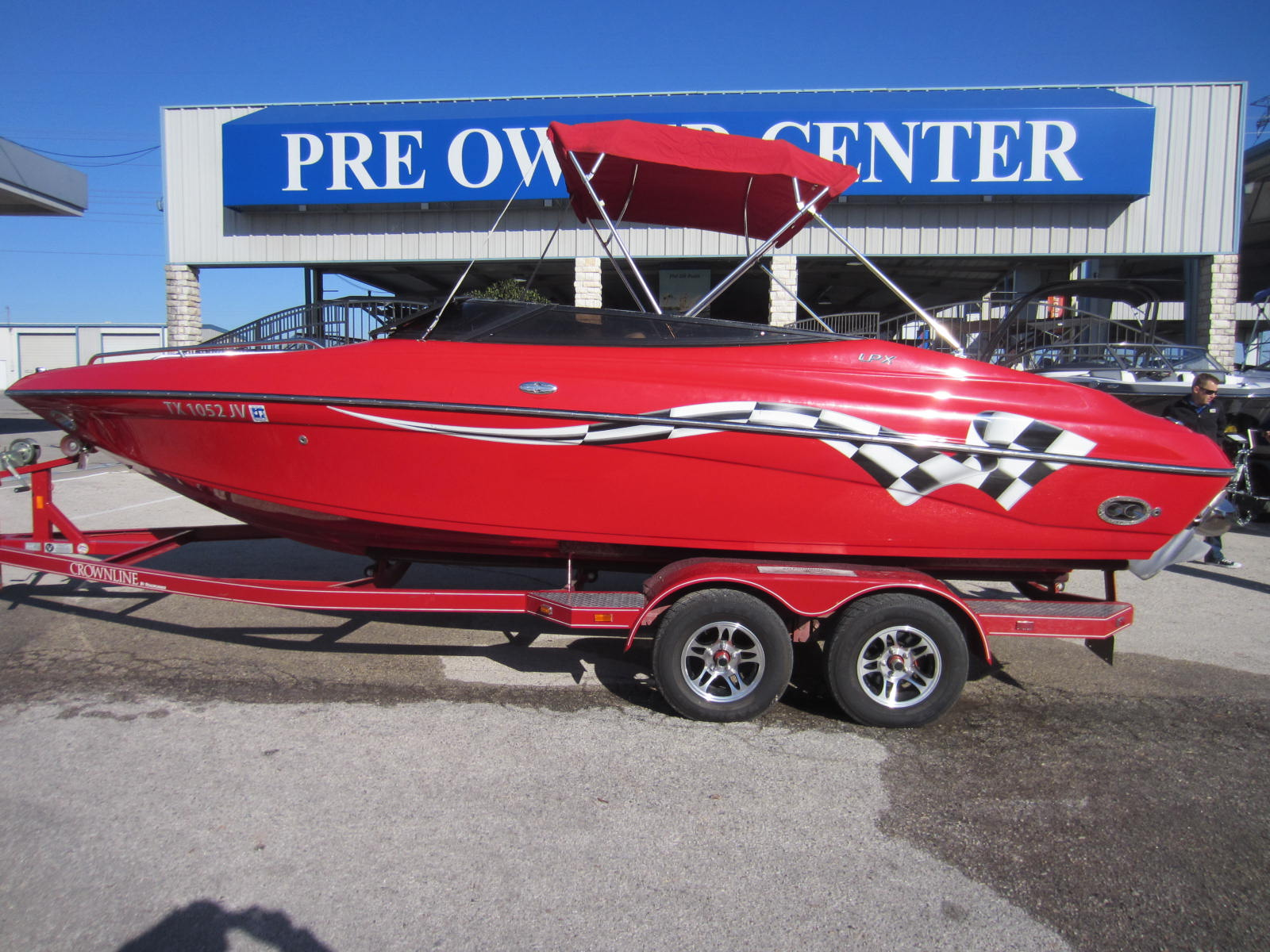 Crownline Boats 225 LPX