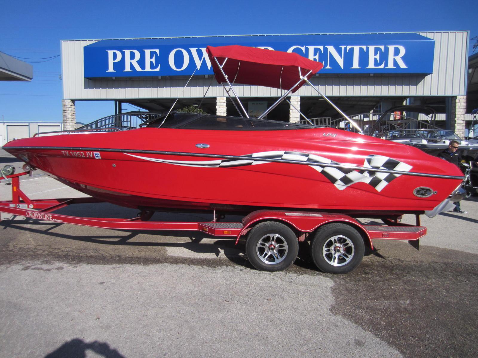 Crownline Boats 225 LPX