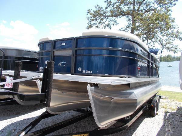 Crest Pontoon Boats CREII230