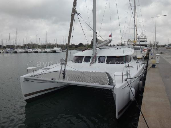 Fountaine Pajot Lipari 41 Evolution AYC - Lipari 41 Evolution