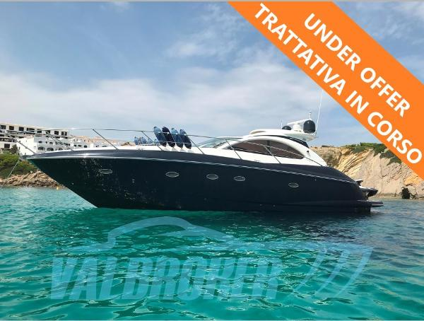 Sunseeker Portofino 47 UNDER OFFER