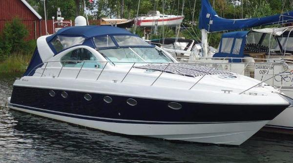 Fairline Targa 48 Fairline Targa 48 2001/2002