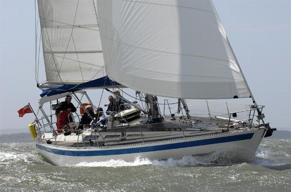 Sweden Yachts 41 Sweden Yachts 41