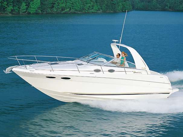 Sea Ray 290 Sundancer Manufacturer Provided Image