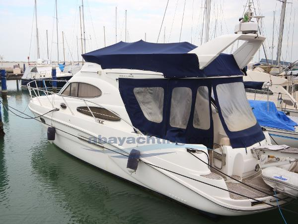 Sealine F 37 - F37 Abayachting Sealine F37 F 37 1