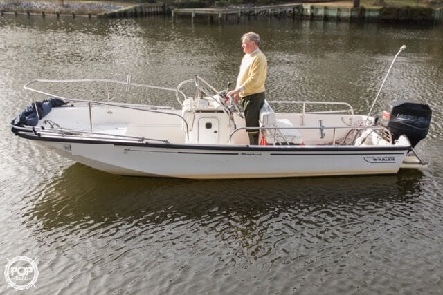 Boston Whaler 17 Montauk 1998 Boston Whaler Montauk 17 for sale in Virginia Beach, VA