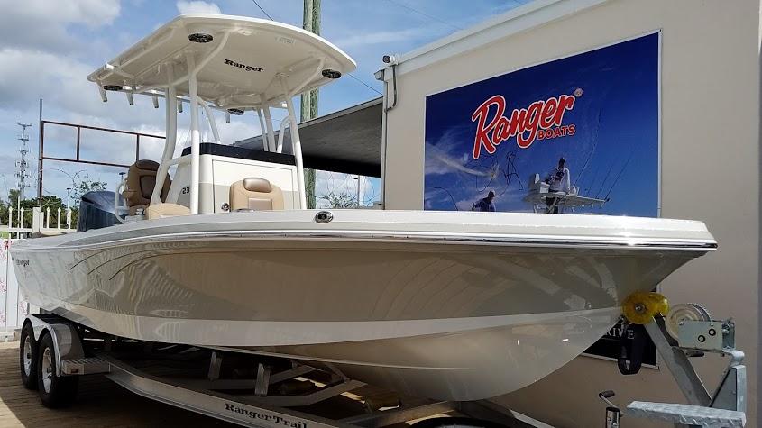 Ranger 2350 Bay Ranger