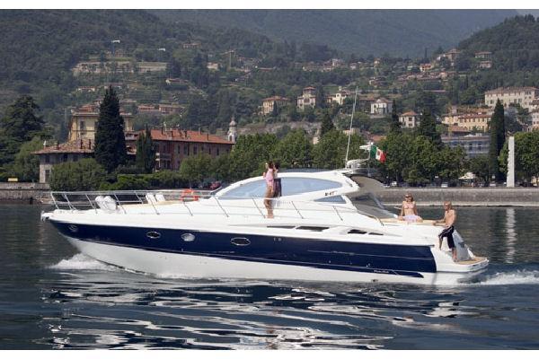 Cranchi Mediterranee 50 HT Manufacturer Provided Image