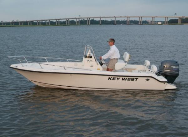 Key West 186 Center Console Manufacturer Provided Image